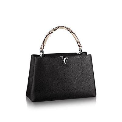 Louis Vuitton Capucines Mm