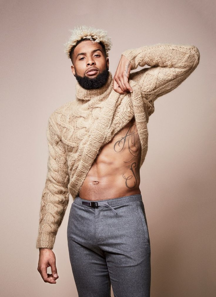 Odell Beckham Jr. on Living in Drake's House and His Next Big On-Field Rivalry