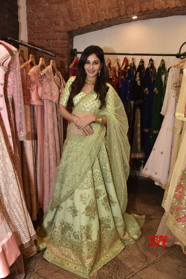 Mumbai: Pooja Chopra during a programme #Gallery - Social News XYZ