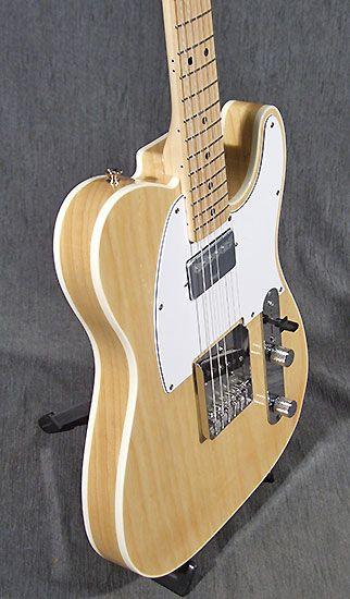 Fender 66 Telecaster Bound Made in Japan