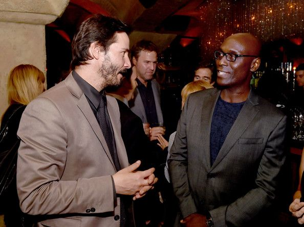 """Keanu Reeves Photos: Screening Of Lionsgate Films' """"John Wick"""" - After Party"""
