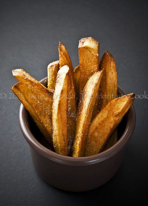Duck Fat Fries, perfect for kids and adults! #SensationalSides © 2013 Jane Bonacci, The Heritage Cook; all rights reserved.