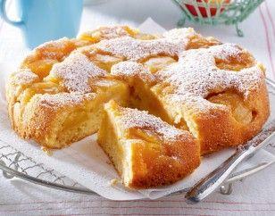 Gesturzter Apfel Joghurt Kuchen Rezept In 2019 Backen Kuchen