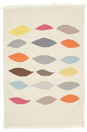 Leaves - Multicolor szőnyeg 200x140