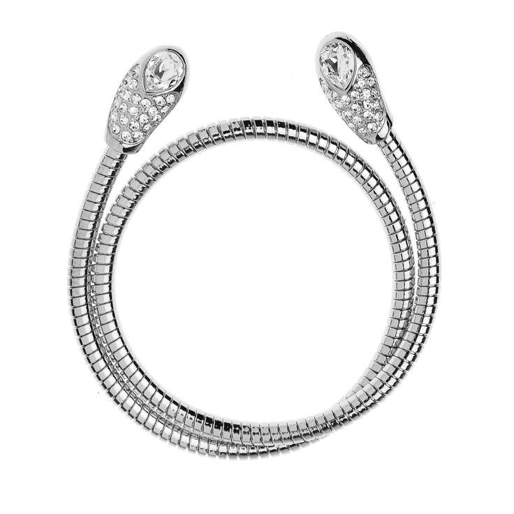 DUBAI Silver adjustable bracelet