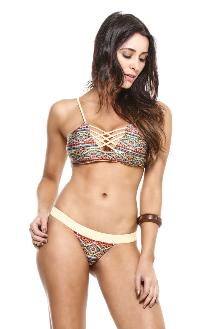 Brazilian bikinis and brazilian cut bikinis are the iconic swimsuit bottom style that have revolutionized the swimwear industry. From celebrities and top models to fashionistas across the globe, everyone loves the sultry appeal of brazilian bikini bottoms.