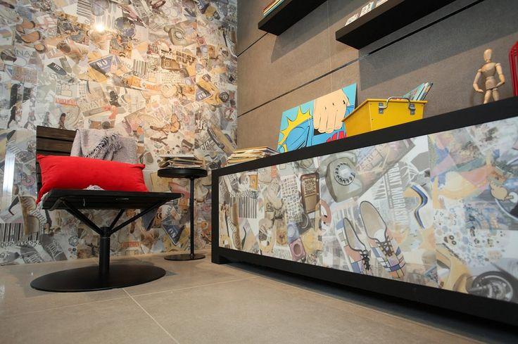 Плитка Peronda Memphis – смелая и оригинальная коллекция для создания красочного интерьера - c