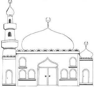رسم رمضان 😄