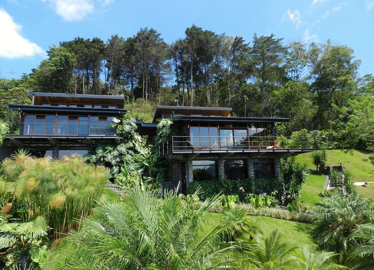 17 best images about jungle homes on pinterest villas for Jungle house costa rica