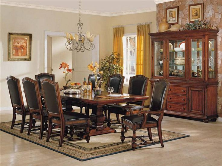 Love This Tressel Table And Chairs