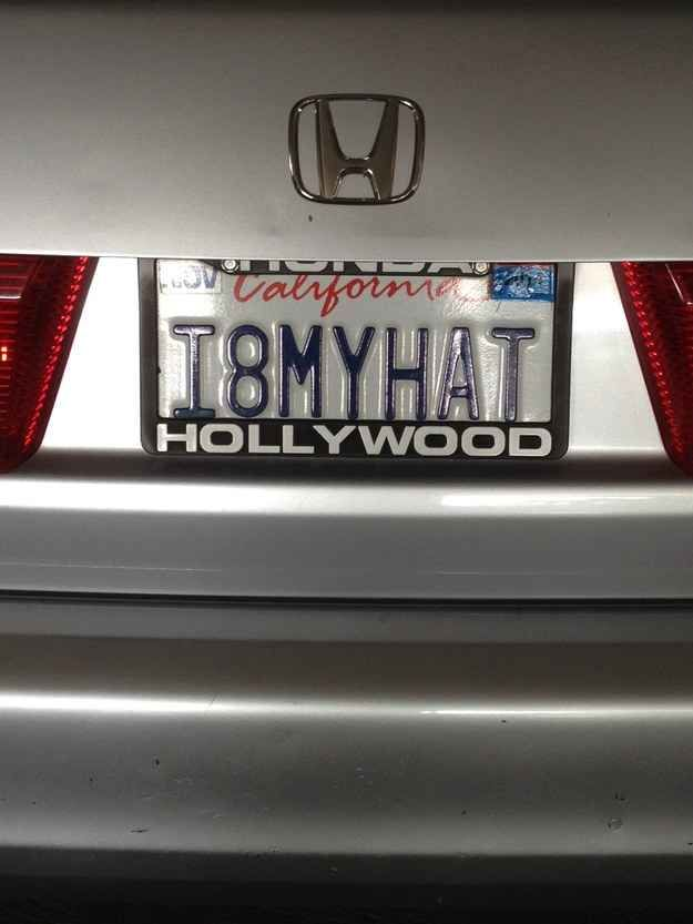 15 Reasonably Funny License Plates