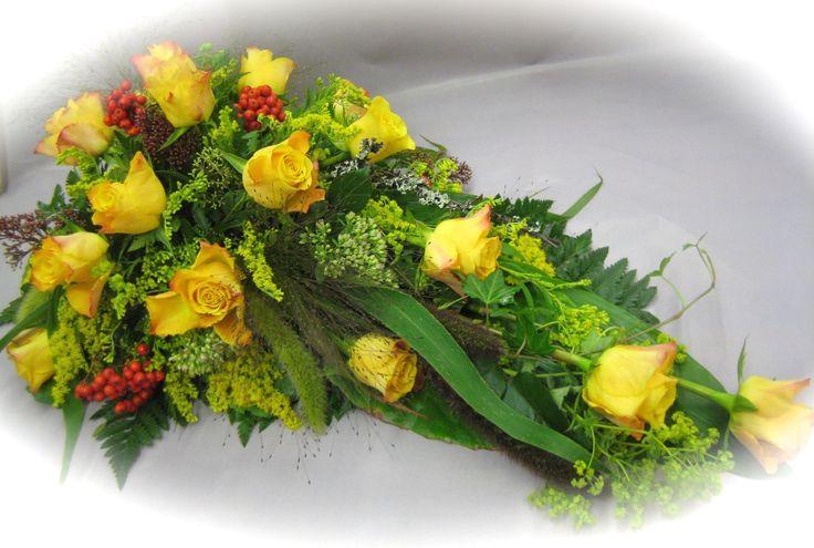 Ruusua, hirssiä, bubleurumia, pihlajanmarjaa, kultapiiskua