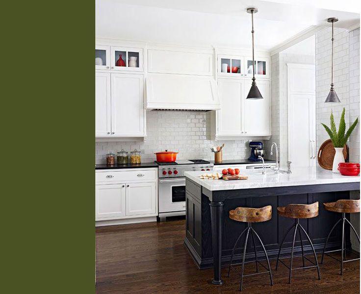 25 beste idee n over klein huis bars op pinterest klein huis interieurs en kleine pensions for Kleine amerikaanse keuken met bar