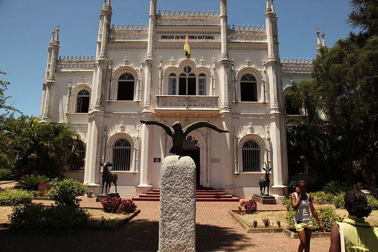 Museu de Historia Natural de Maputo, Moçambique
