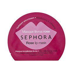 Lip Mask    Rose- Moisturizing & Softening