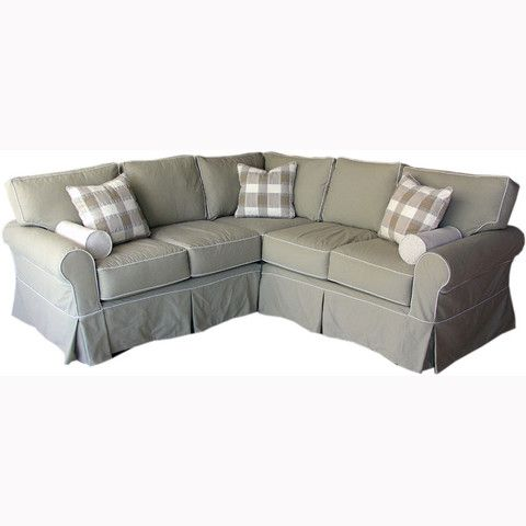 Slipcover Loveseat Sectional - AX - Outdoor, Patio Furniture Toronto, Waterloo, Ottawa - Hauser Stores