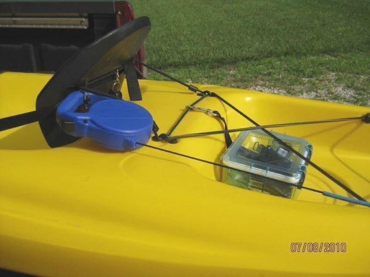 Looking for a kayak angling anchor? Don't obtain one