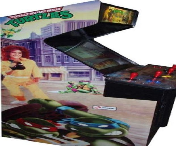 TMNT 4 player arcade game for sale