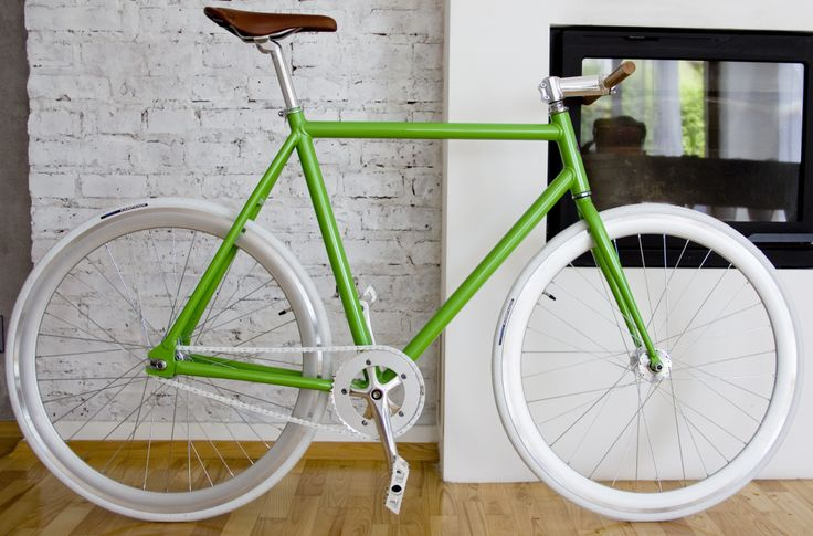 Fixed gear bike by nogo
