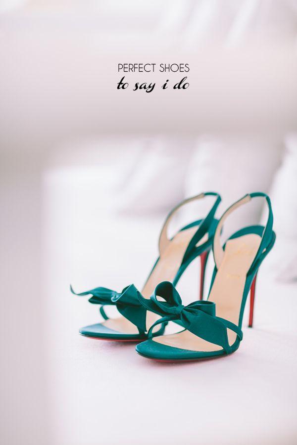Designer wedding shoes to say I Do   Love4Wed - Love4Wed