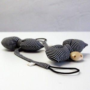 Speenkoord snor strepen - Mode & accessoires