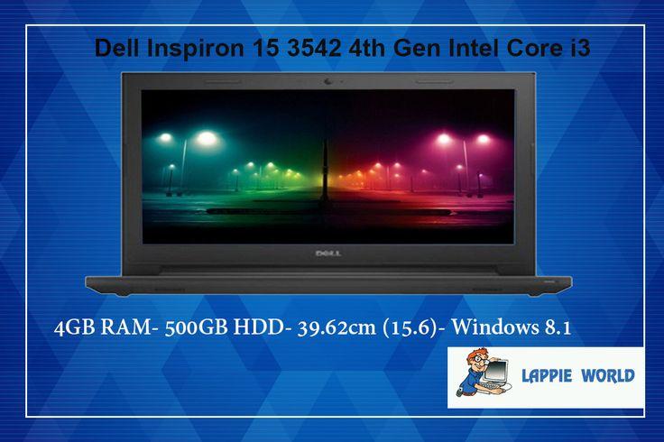 Dell Inspiron 15 3542 4th Gen Intel Core i3
