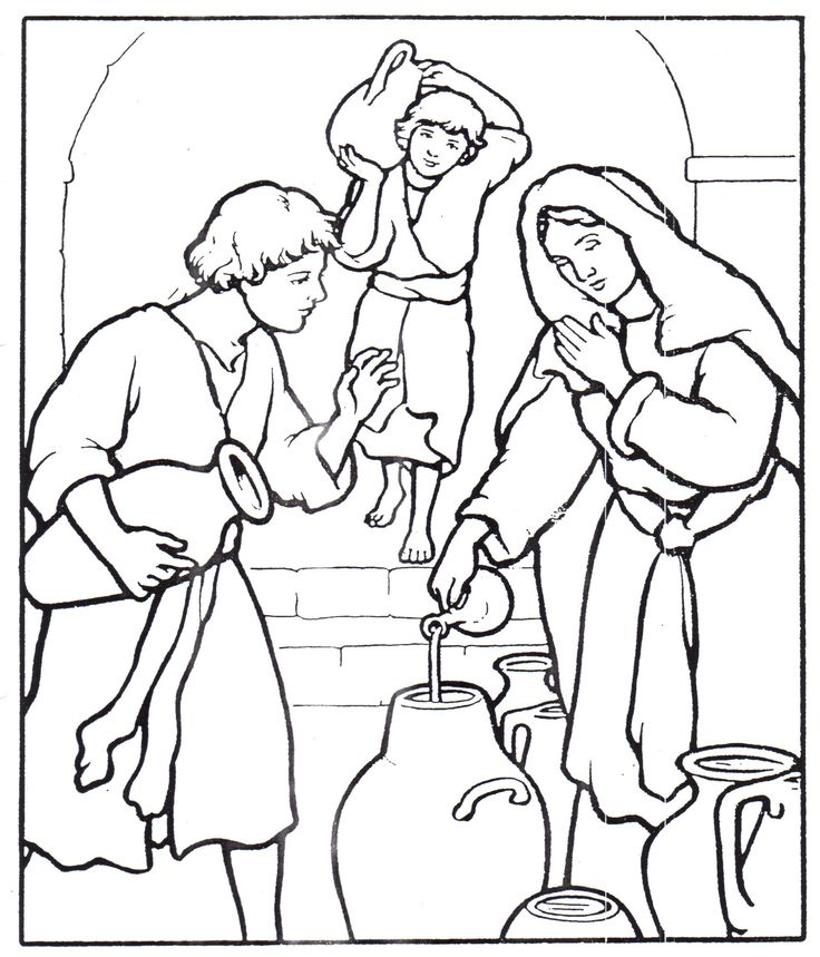143 best images about on pinterest sunday for Elisha and the widow coloring page