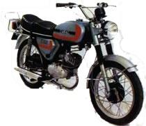 Casal K-184-SS. (1978-1980)