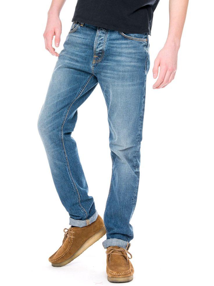 Fearless Freddie Shaded Rain - Nudie Jeans