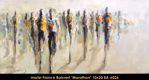 Marie-France Boisvert #Boisvert #art #CanadianArt #originalartwork #marathon #mixtmedia #balcondart #multiartltee   #artist #mixedmedia #canadianartist #quebecartist #originalpainting #contemporaryart  #fineart