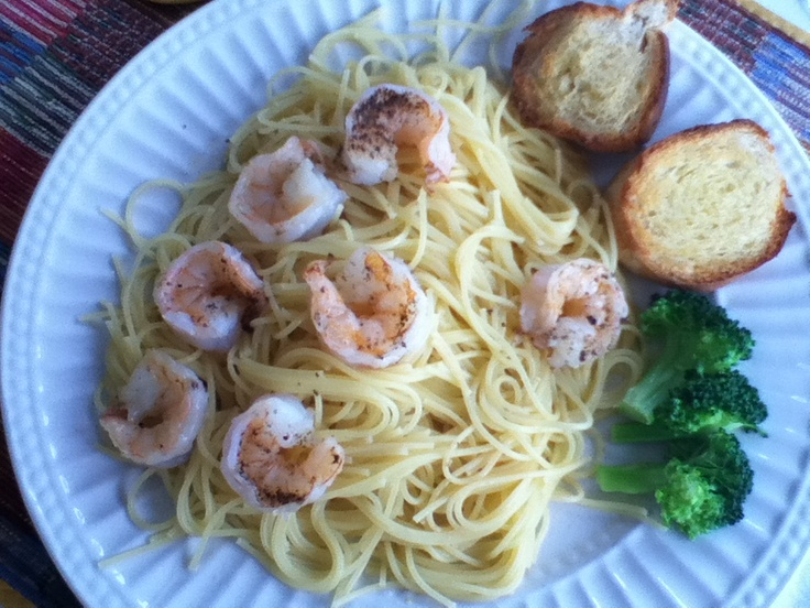 Linguine With Citrus-Roasted Shrimp Recipes — Dishmaps