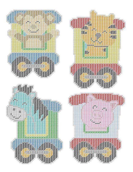 Animal Train 2/2