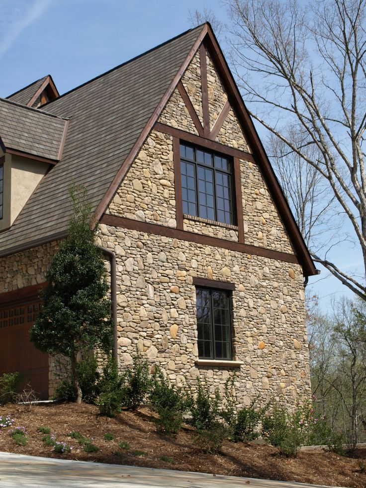 27 best river rock houses images on pinterest stone for River rock house plans