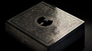 "The members of Wu-Tang Clan are taking the concept of ""limited edition"" to the extreme by releasing only ONE COPY of their new, long-in-the-making ""secret"" album. The double album, entitled The Wu – Once Upon a Time in Shaolin, will come housed in an intricately engraved handmade silver-and-nickel box created over a three month period by world-renowned artisan Yahya. The one-of-a-kind creation is expected to have an asking price in the multi-million dollar range."