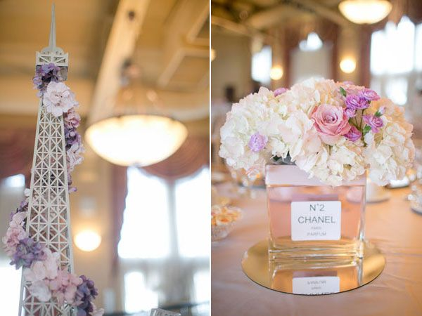 .: Shower Ideas, Coco Chanel, Bridal Shower Decor, Theme Bridal Shower, Chanel Perfume, Paris Theme, Wedding Plans Ideas, Shower Theme, Bridal Guide