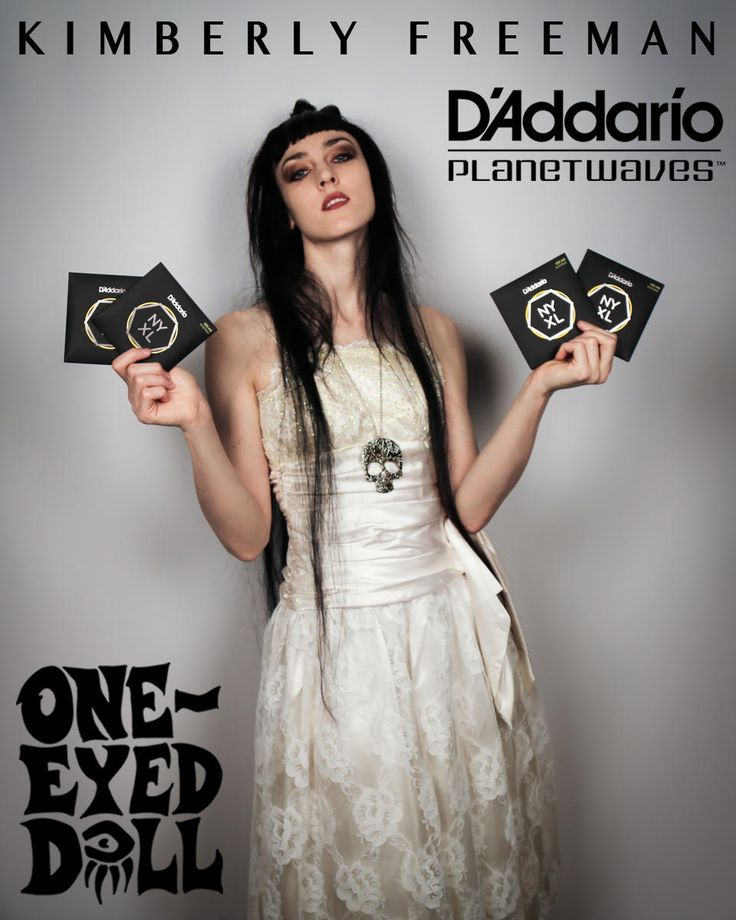 One-Eyed Doll photos. SHOWS, FANS AND FRIENDS!, BLACKSTAR AMPLIFICATION, CRUSH DRUMS AND PERCUSSION, TREGAN GUITARS: SIGNATURE SERIES, D'ADDARIO: EVANS DRUM HEADS, PROMARK, PLANETWAVES, DAUZ Electronic Drums, ZION CYMBALS, D'ADDARIO AND PLANETWAVES