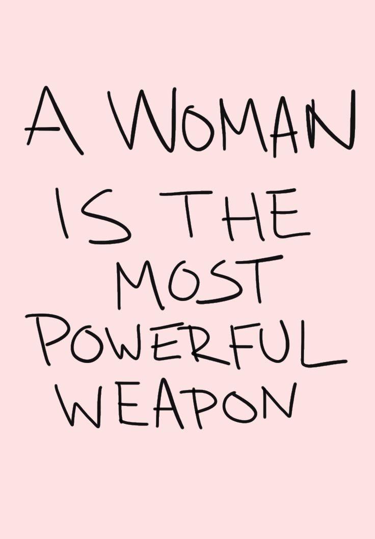 powerful.