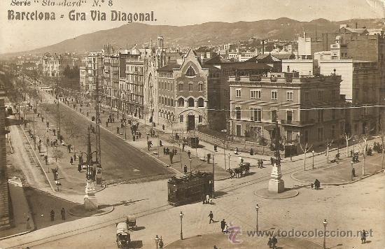 Barcelona hace unos años – La perla verde