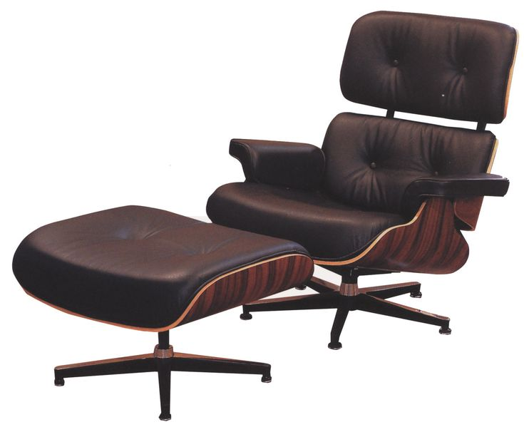 Such a Man Chair. Chris needs a man chair and I need a lady chair. Right Next to Each Other... <3 Charles Eames