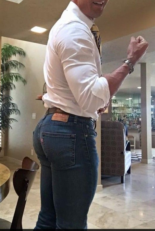 Apologise, but, bubble butt tight pants