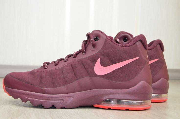 Nike Air Max Invigor MID Trainers Rot Gr.40 - UK 6 Damenschuhe Sneaker #airmax Sport Neu