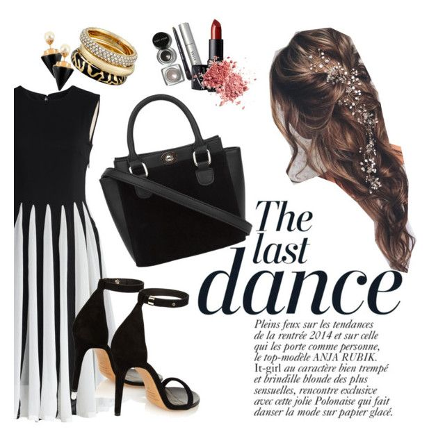 """The last dance : be a prettiest girl in the party!"" by aninditaarr on Polyvore featuring Chicwish, Vita Fede, Michael Kors, Bobbi Brown Cosmetics, NARS Cosmetics, Anja and Isabel Marant"