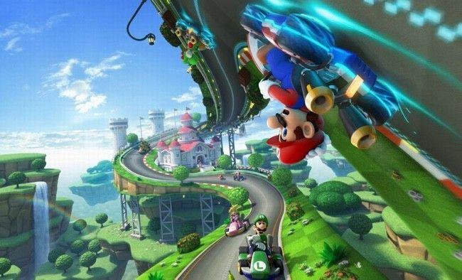 Wii Uマリオカート8新たな追加コンテンツを配信か欧州任天堂が気になるツイート