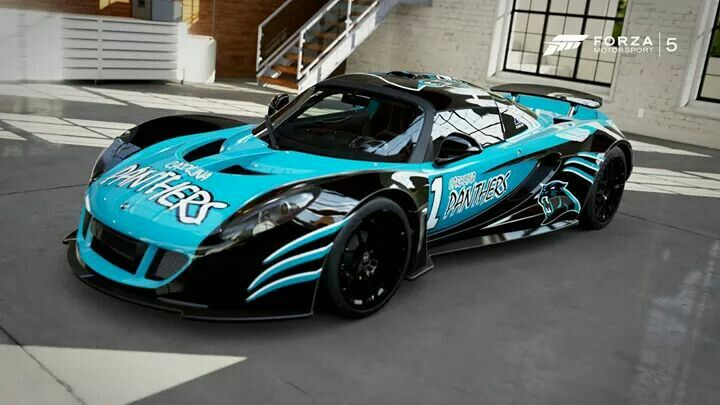 Carolina Panthers Car