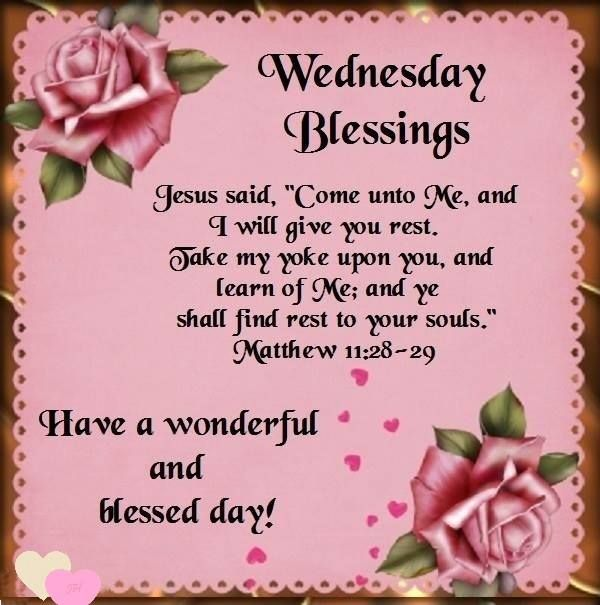 Pin by Carol Carey on Days of the Week Blessings