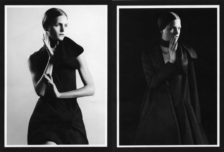 Dior Magazine Editorial No.2 SS 2013 - Sculptural by Willy Vanderperre