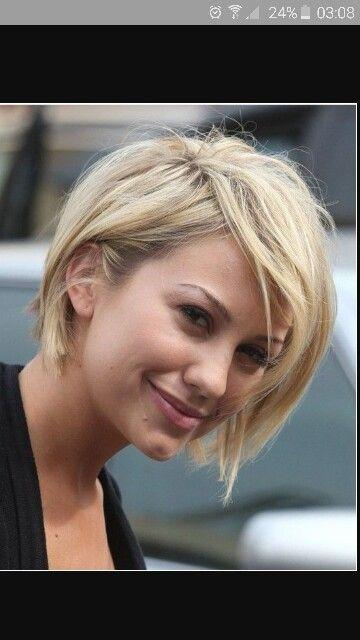 Short easy manageable hair