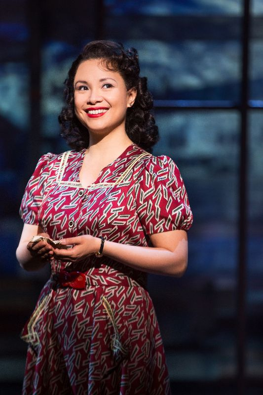 Lea Salonga in 'Allegiance.' Photo: Matthew Murphy Review @ www.stagezine.com...