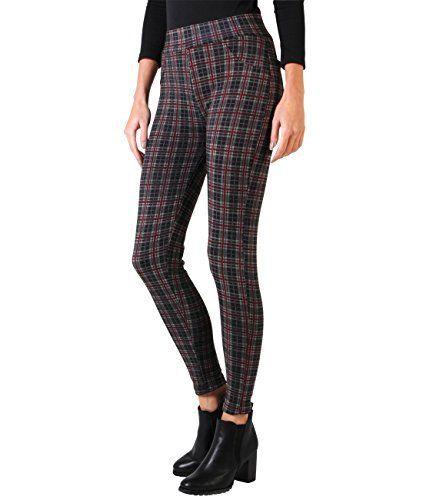 Legging Imprimé Carreaux (4138-RED-ML): Tweet Legging Polaire Imprimé Carreaux Confortable et tendance, le legging polaire est un…