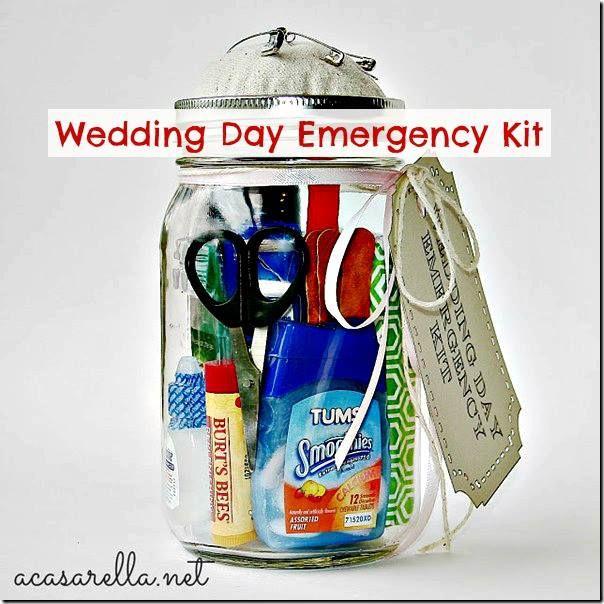Wedding Emergency Kit: 44 Best Unique Gifts Images On Pinterest